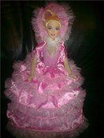 Кукла шкатулка для украшений