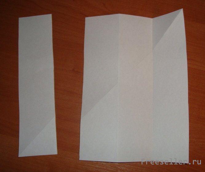 Сердечко с крыльями из бумаги оригами