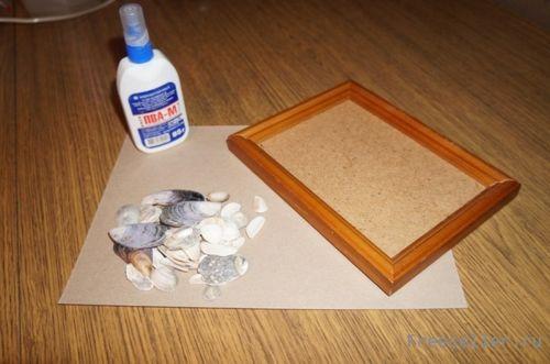 Деревянная рамка для картин своими руками