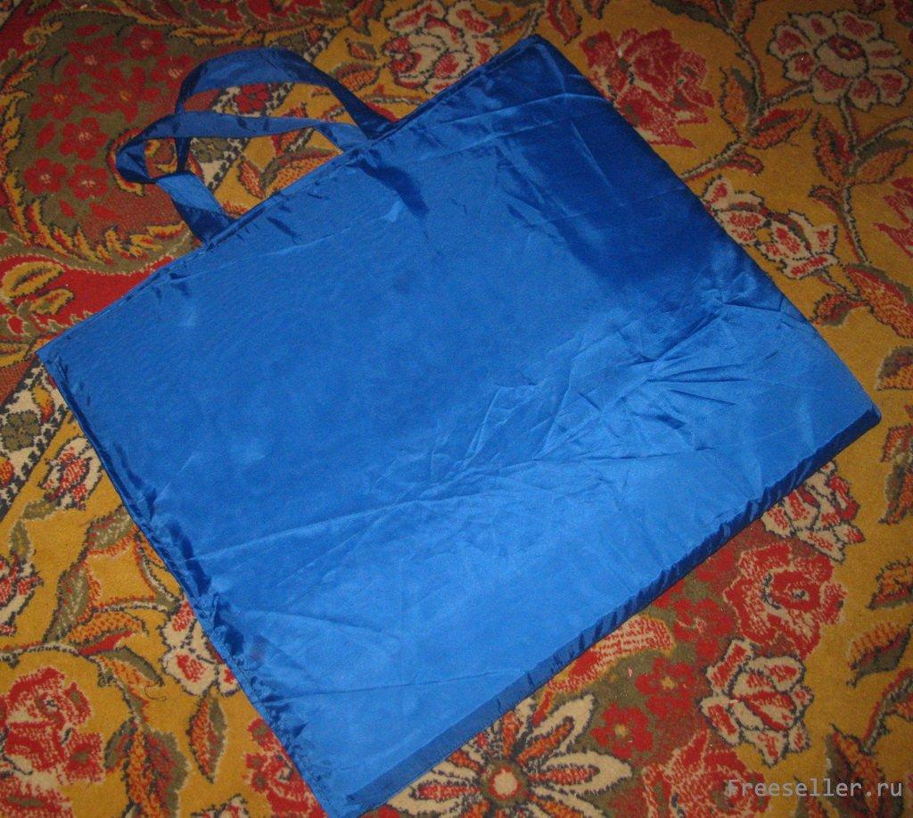 Как сшить сумку коврик
