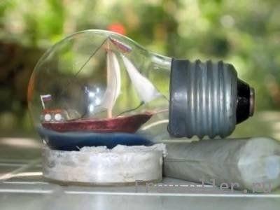 Корабль в бутылке своими руками - Pikabu 65