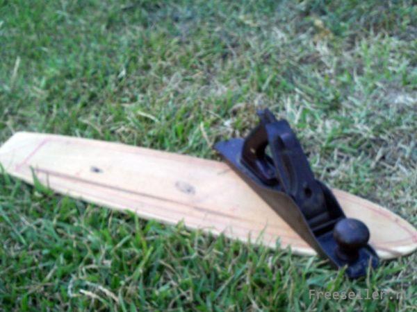 Самодельный скейтборд