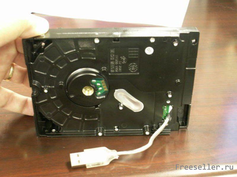 Внешний жесткий диск ремонт своими руками 75
