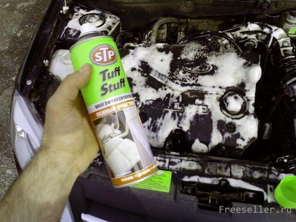 Промывка двигателя дизеля своими руками 72