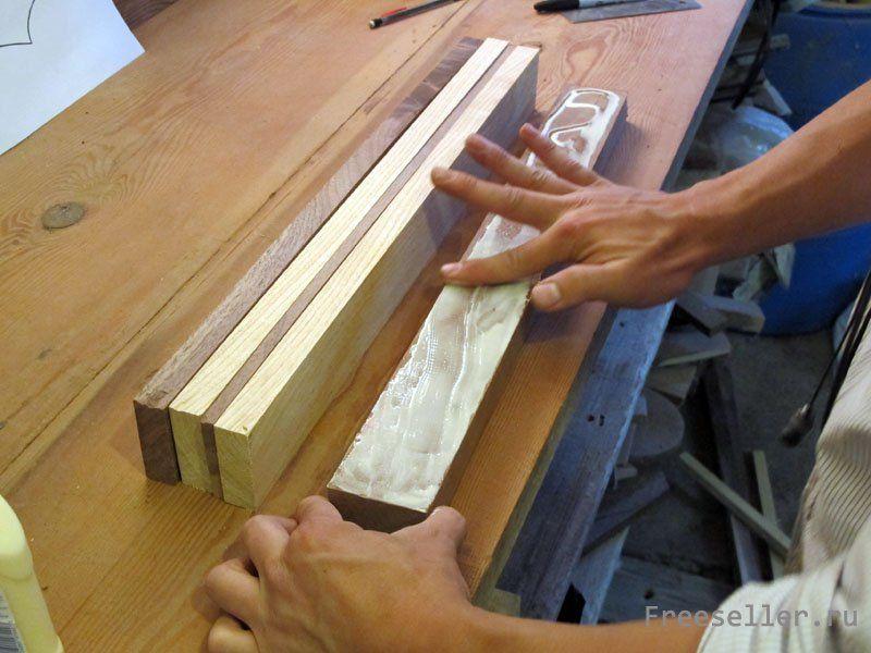 Склейка древесины в домашних условиях