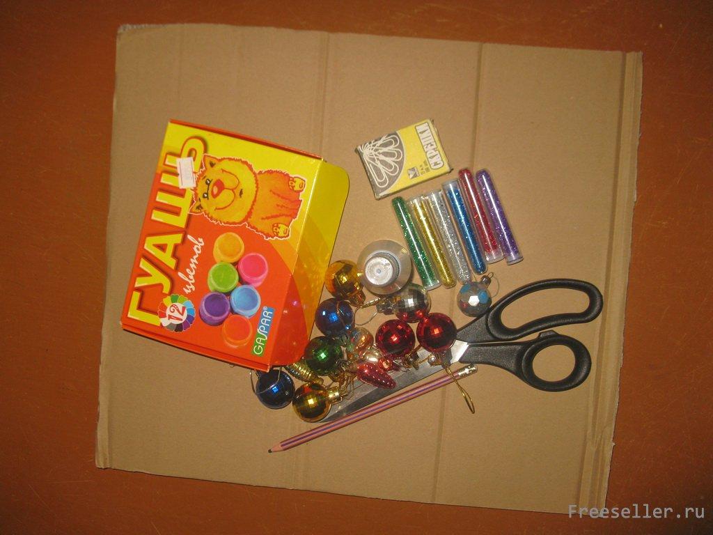 Большие елочные игрушки своими руками фото 52