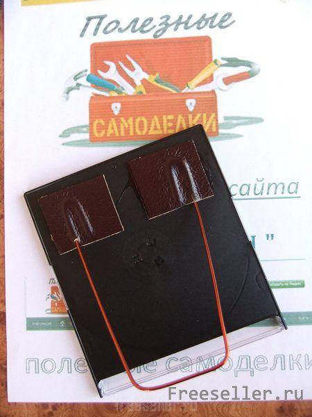 Фоторамка из чехла CD/DVD