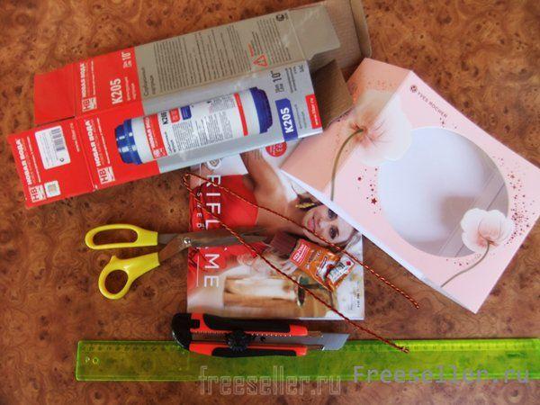 Чудесные вещи, которые можно сделать из коробок из-под обуви 91