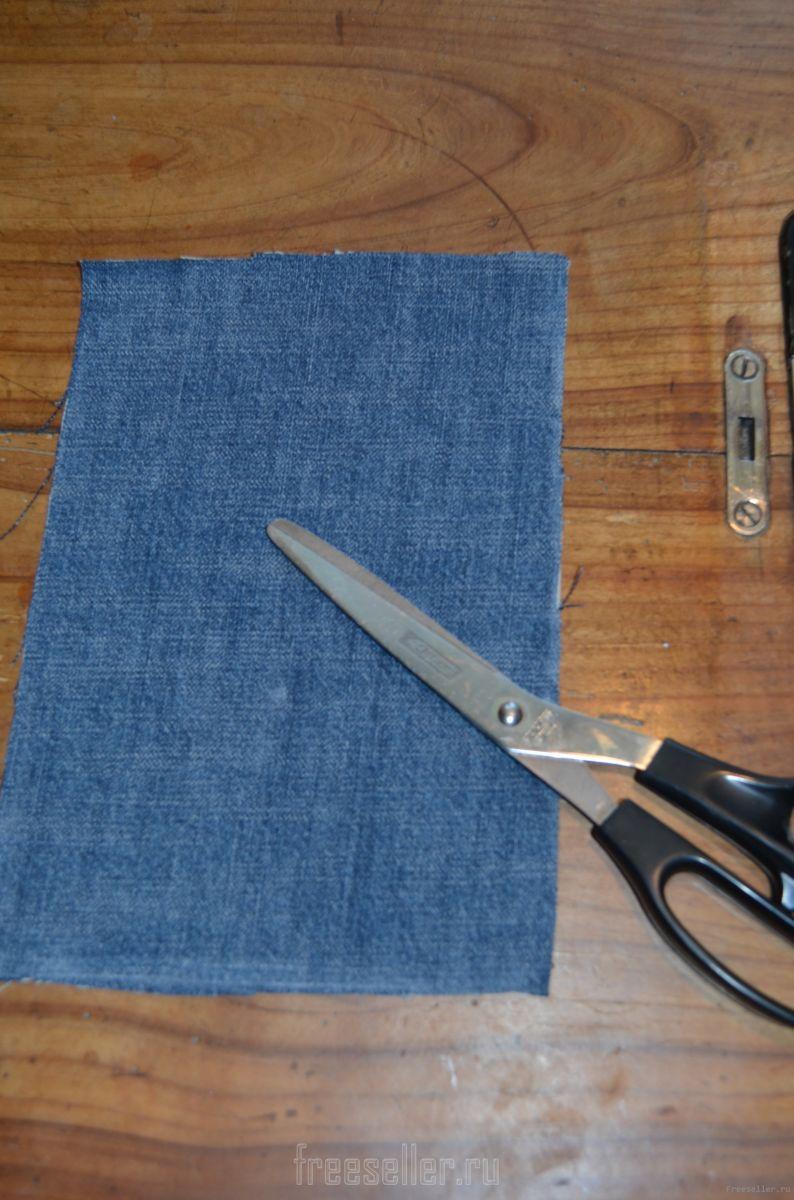 Вязание варежки жаккардовый узор
