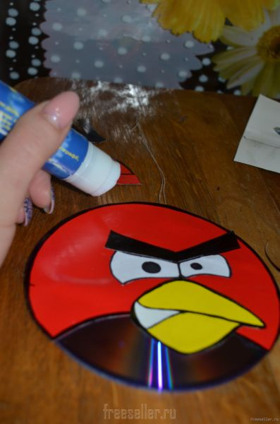 ������ Angry Birds �� ������� � �����