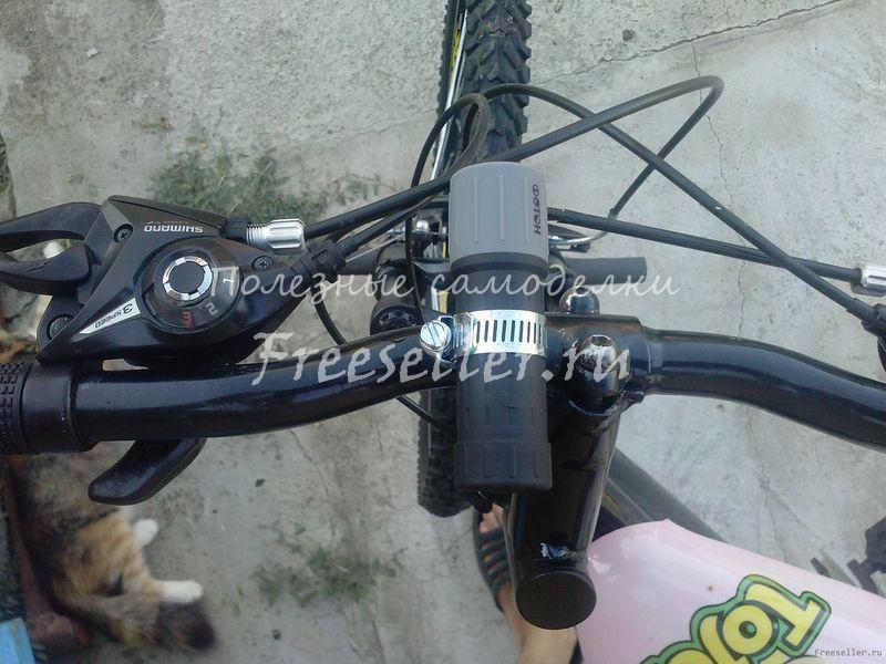 Как украсть велосипед своими руками