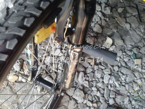Самодельное сиденье для велосипеда