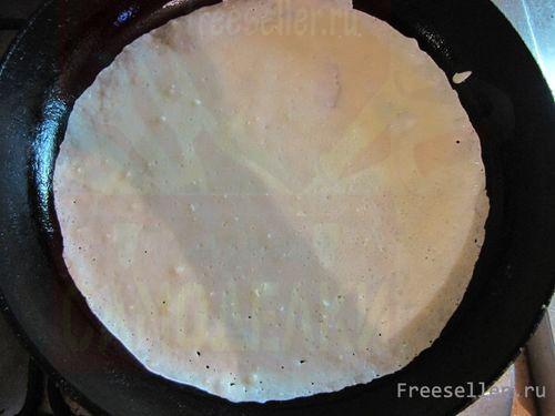 Шаурма рецепт с картошкой и курицей с фото пошагово