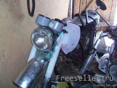 Самодельная приборная панель на мотоцикл