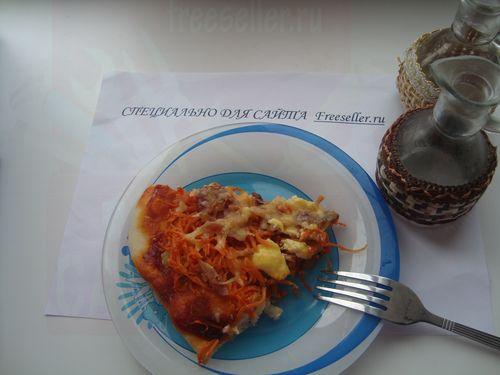 тесто на пиццу рецепт в домашних условиях на дрожжах