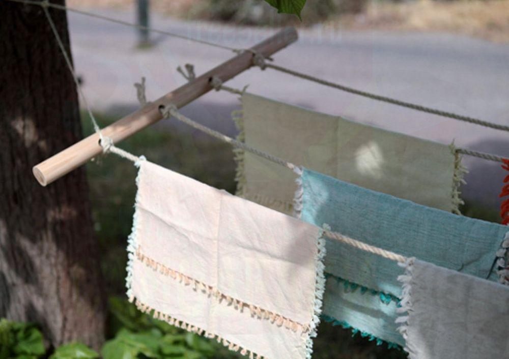 Настенная сушилка для белья своими руками фото