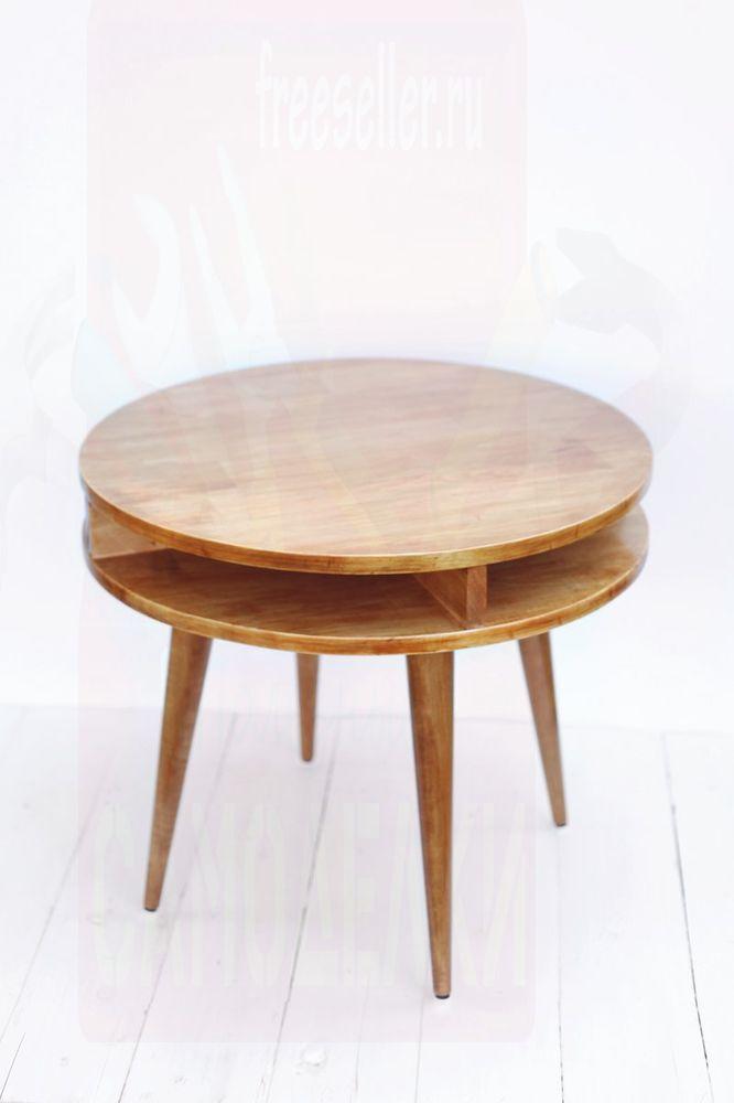 Изготовление стола своими руками из дерева
