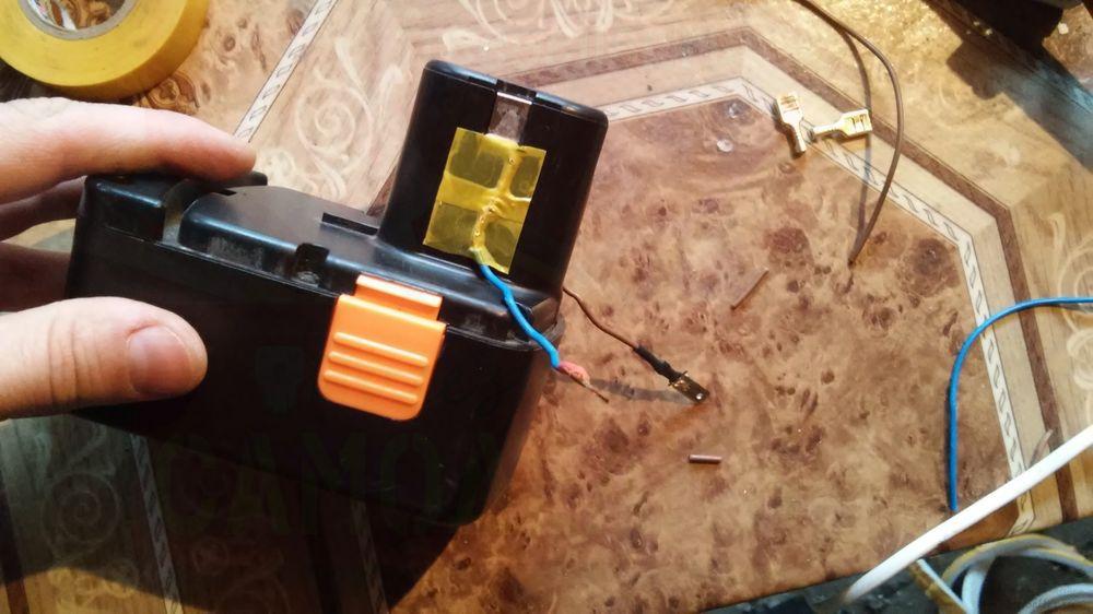 Самодельная переносная минимойка высокого давления своими руками видео