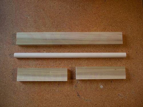 Материалы для изготовления самодельной корзины для почты