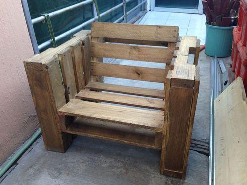 Инструкция по изготовлению кресла из поддонов своими руками