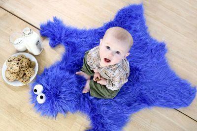 Як зробити оригінальний килим для дитини - найцікавіші саморобки