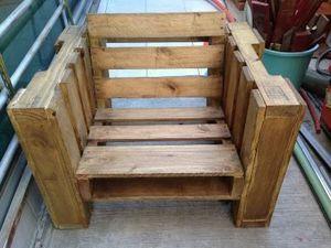 Как сделать кресло из поддонов своими руками