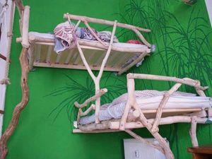 Кроватки в стиле «форест»