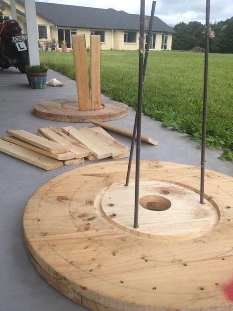 Изготовление кресла качалки своими руками