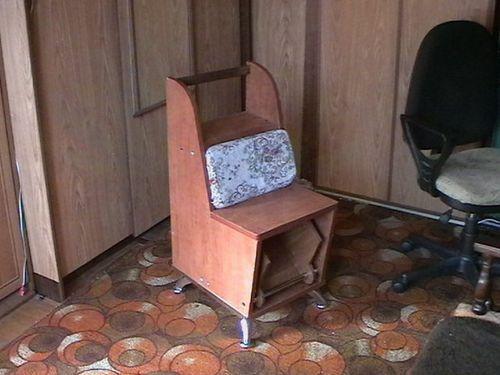 Кресло-лесенка