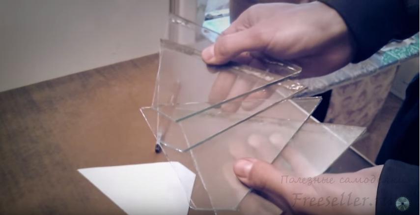 Как сделать голограмму своими руками на телефоне