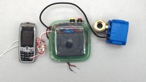 GSM сигнализация о протечке, которая сама перекроет воду