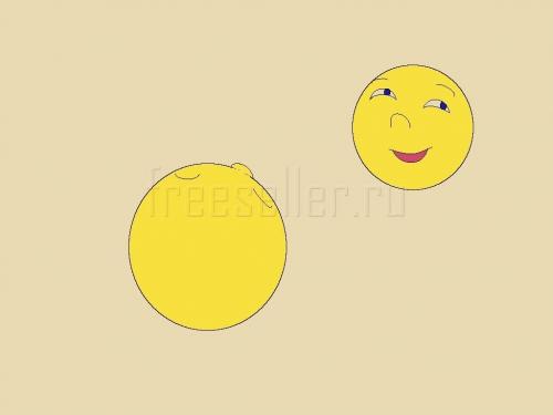 анекдот про тень