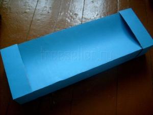 Коробка необычного дизайна своими руками