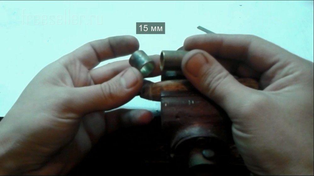 Как сделать электрошокер из зажигалки и батарейки 157