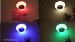Как быстро организовать светомузыку дома, и другое применение гаджета