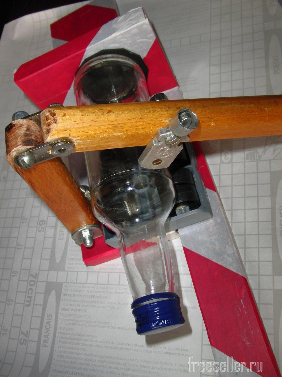 Резак для пластиковых бутылок своими руками - Изобретения 57