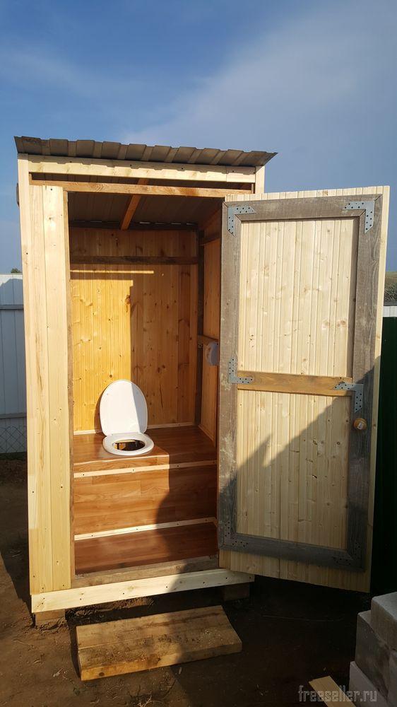 Туалеты для дачи своими руками из дерева фото чертежи 81