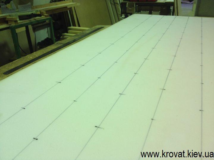 Делаем панели для стен с каретной стяжкой