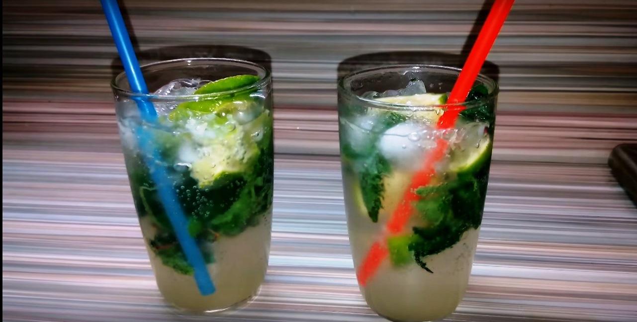 Как сделать безалкогольный коктейль мохито 72