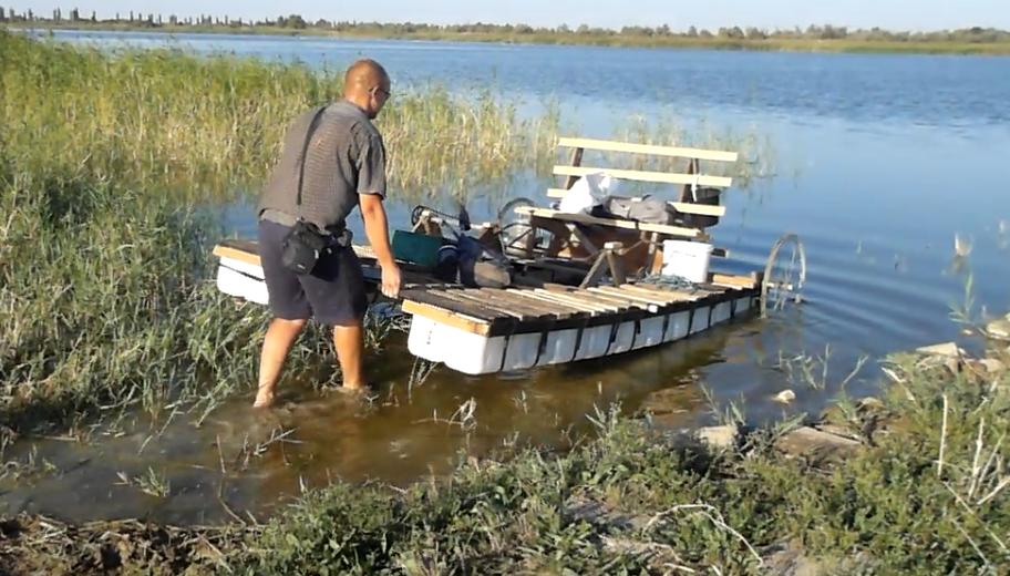 Самоделки для охоты и рыбалки