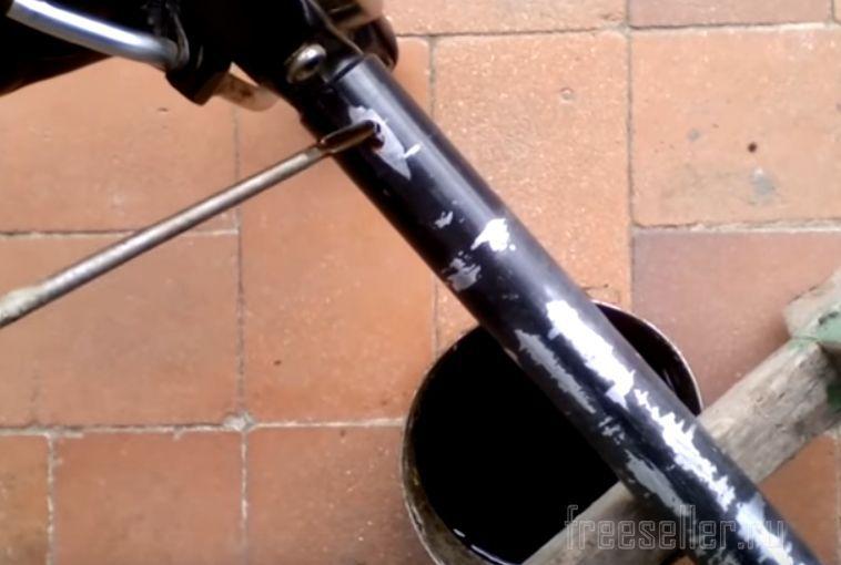 Прицепы для велосипеда своими руками фото 869