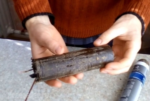 Свечка из натурального воска своими руками
