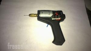 Доработка аккумулятора самодельной мини дрели