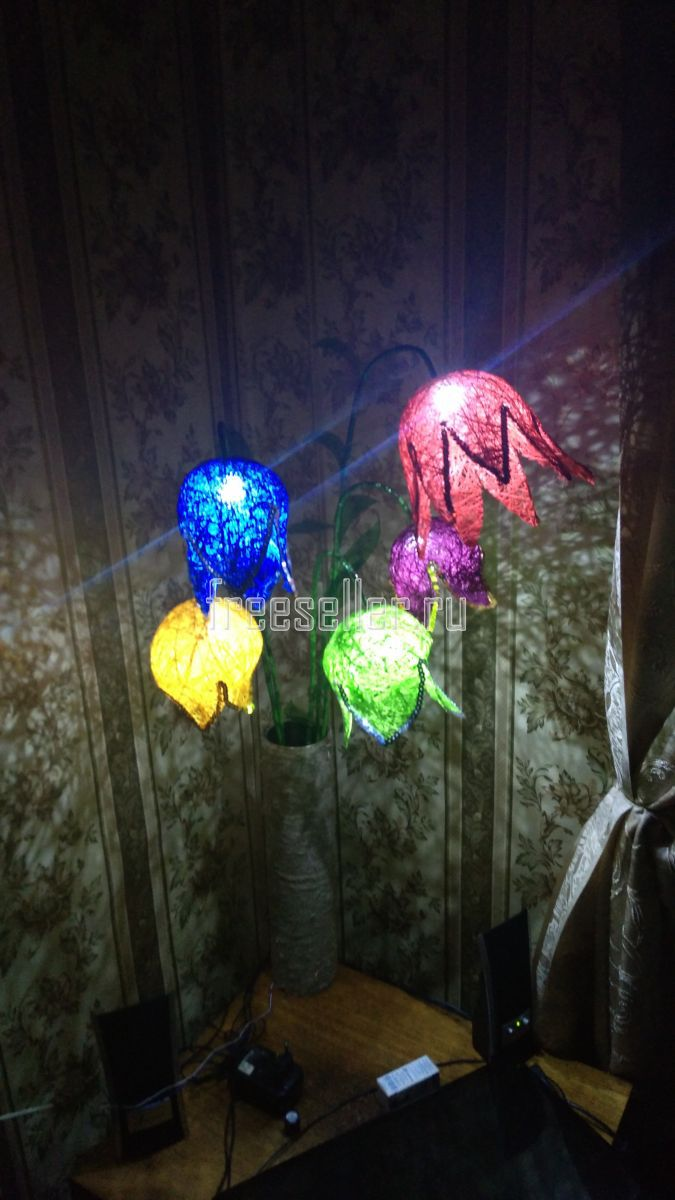 Ночники своими руками на светодиодах