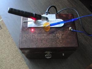Электрограф своими руками