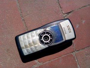 Спиннер из телефона - своими руками