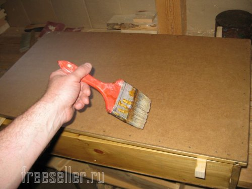 Изготовление самодельного выдвижного ящика