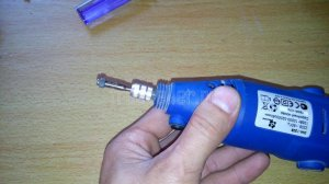 Фреза из зажигалки | полезная доработка инструмента