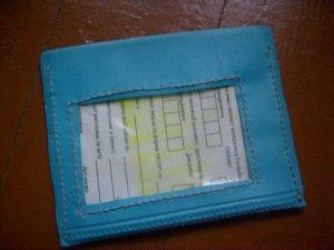 Конверт для документов из обложки