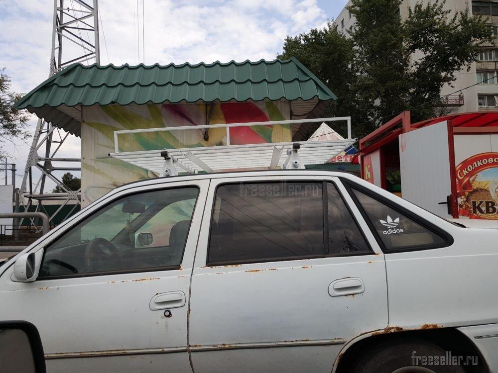 Багажник для крыши машины своими руками 37
